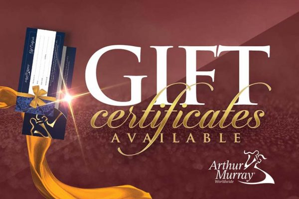Arthur Murray Merrillville Gift Certificates