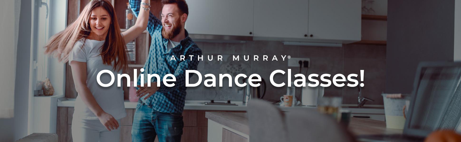 Arthur Murray Online Dance Classes